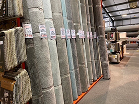 Carpets in stock