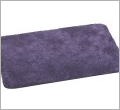 Super-absorbent Eco-Mats inn a variety of cool colours