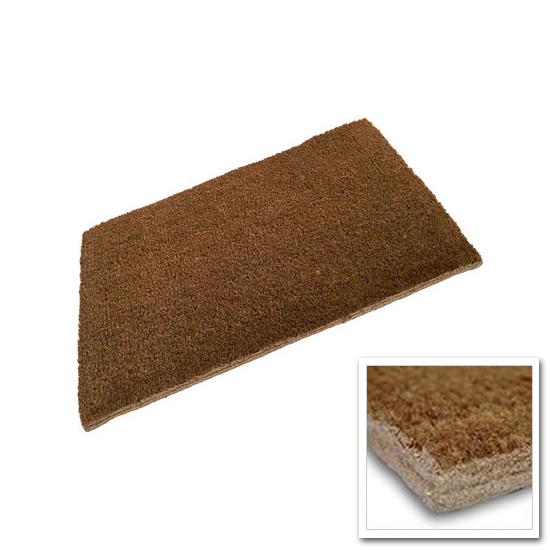 Plain Coir 900mm x 600mm Door Mat