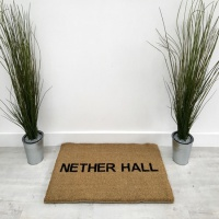 Braided Edge Doormat - Nether Hall