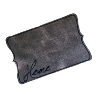 Decorative Wash Mats Decorative Wash Mat - Taupe Home