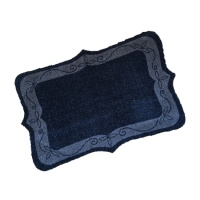 Decorative Wash Mats Decorative Wash Mat - Classic Edged