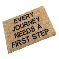 Every Journey Needs a First Step