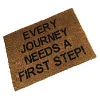 Every Journey Needs a First Step!