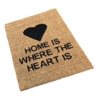 Home Is Where the Heart Is (Heart Logo)
