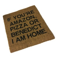 If You're Amazon, Pizza or Benedict I Am Home