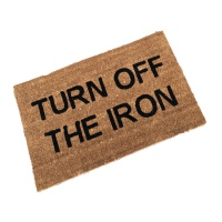 Turn Off The Iron