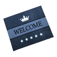 Decorative Wash Mats Decorative Wash Mat - Welcome 5 Stars