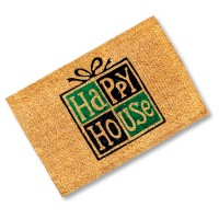 Artisan Doormats Happy House Door Mat