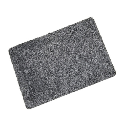 Cotton Wash Mat - Grey