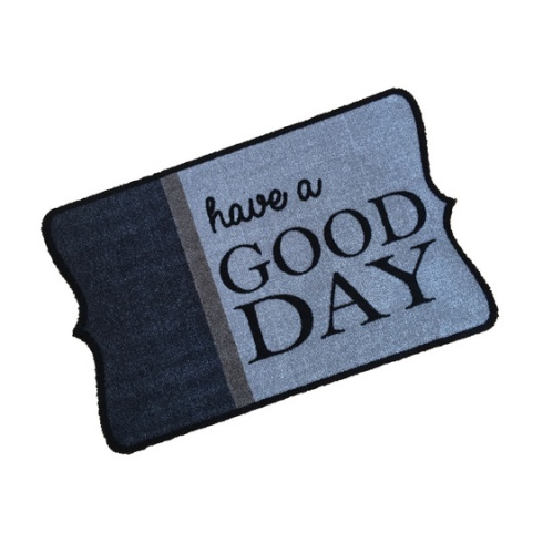 Decorative Wash Mat - Have a Good Day