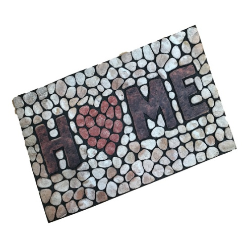 Ecomat Outdoor Stone Home Heart