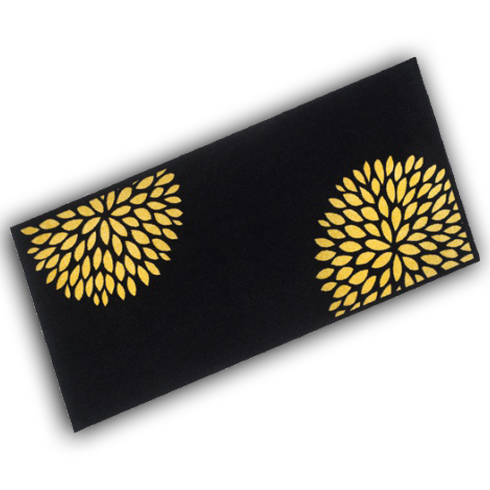 Decorative Wash Mat - Flowers