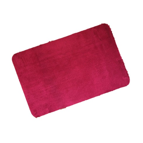 Cotton Eco Wash Mat - Red