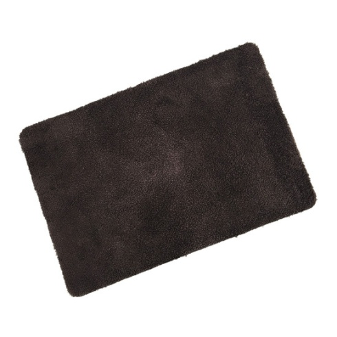 Cotton Eco Wash Mat - Chocolate Brown