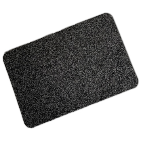 Cotton Wash Mat - Anthracite