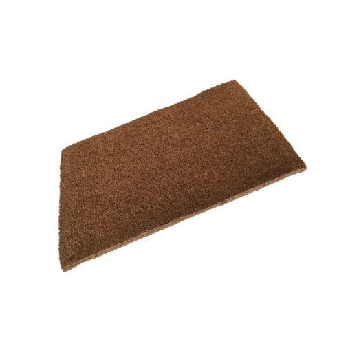 Plain Coir 680mm x 400mm Door Mat