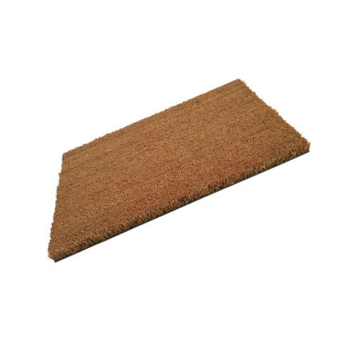 PVC Backed Coir Doormat - 830mm x 500mm