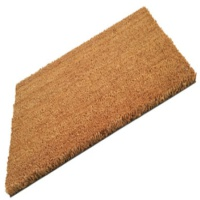 PVC BACKED Coir Doormats - 17, 20, 24 and 30mm Thick
