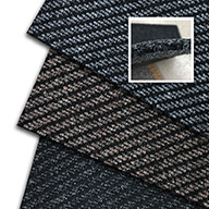 Diagonal Matting Heavy