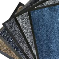 Rubber Edged Cotton Mat