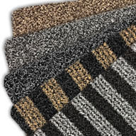 Brush Style Synthetic Coir